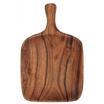 Tabla cuadrada de madera de acacia para tapas Ib Laursen