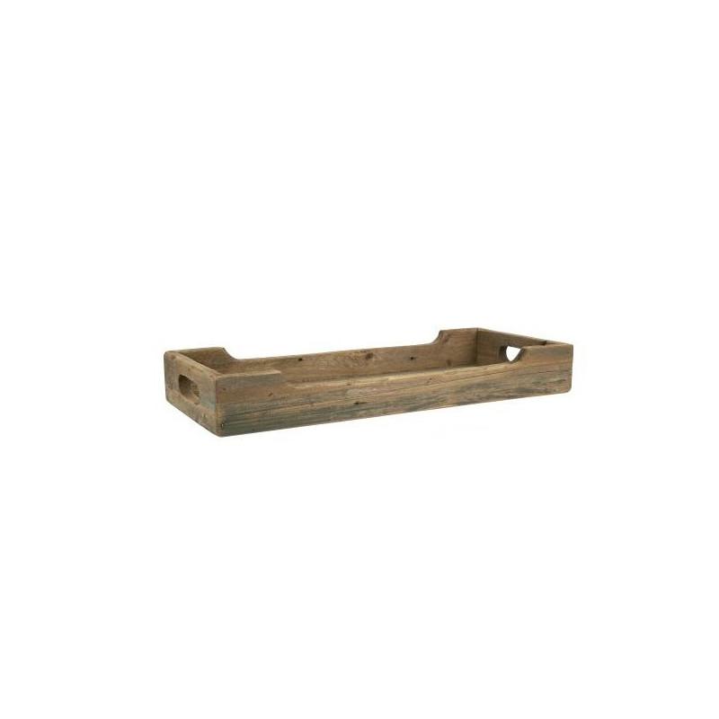 Bandeja Cajón rectangular con asa 52 x 23 cm Ib Laursen