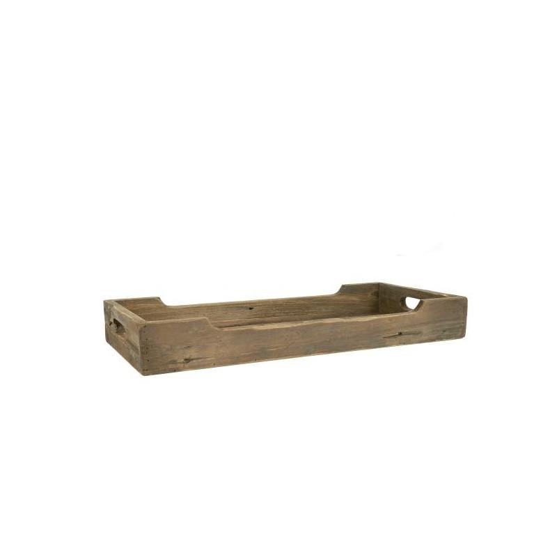 Bandeja Cajón rectangular con asa 60 x 28 cm Ib Laursen
