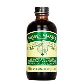 Extracto de Vainilla Orgánica de Madagascar 60 ml Nielsen Massey
