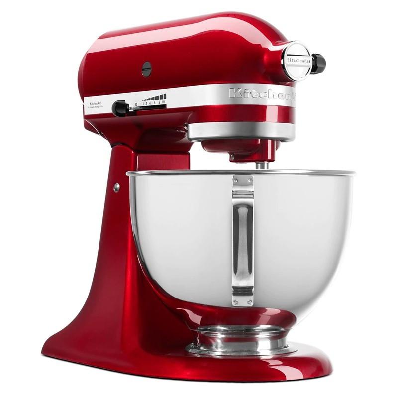 Kitchen Aid Modelo 5KSM95 ROJO GRANADA Robot de Cocina