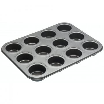 Molde 12 cavidades Cheesecake Base desmoldable Master Class Kitchen Craft
