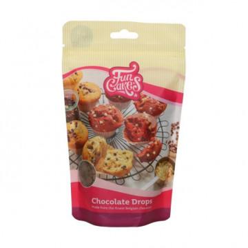 Chips de Chocolate con Leche 350 g Funcakes