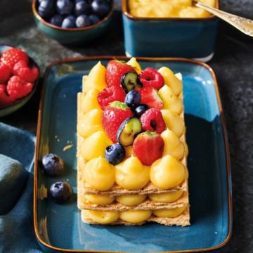 Preparado de Crema Pastelera 500 g Funcakes