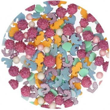 Sprinkles Mix Sirena 180 g Funcakes