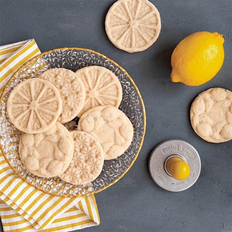 Sello/Estampación de galletas CITRUS Nordic Ware