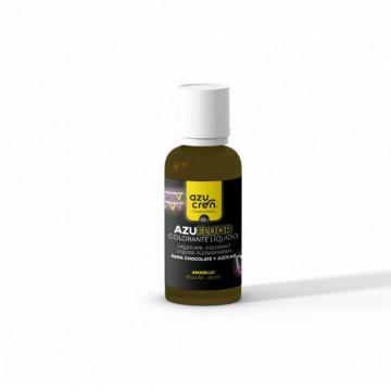 Colorante en gel FLOUR AMARILLO 50 g Azucren