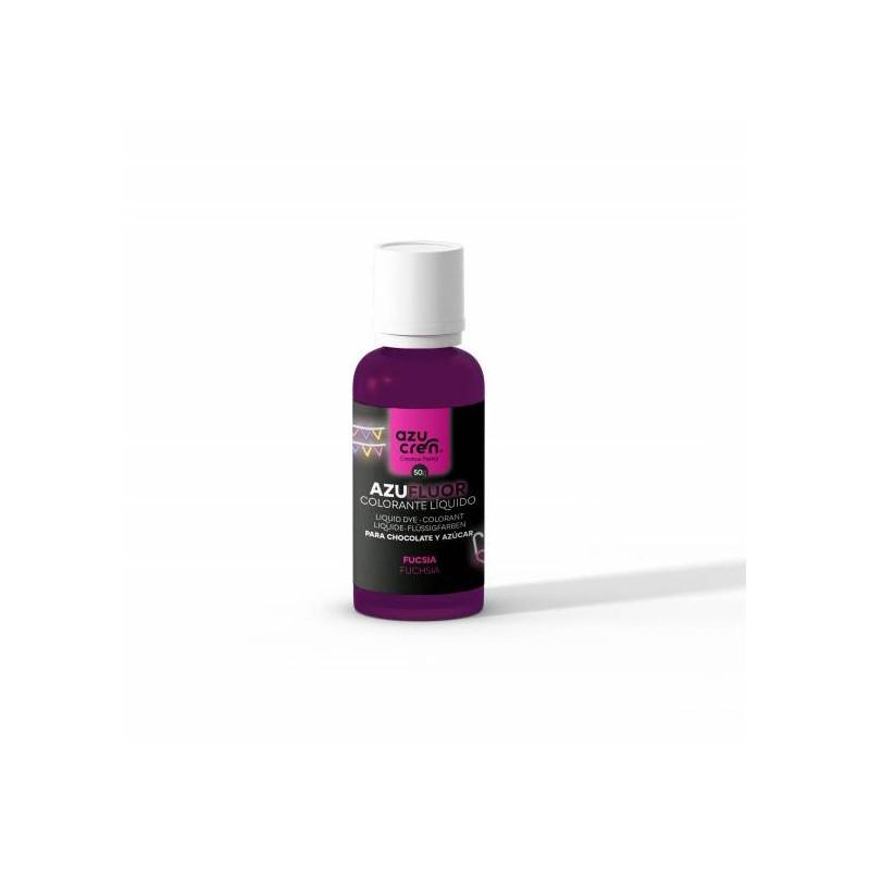 Colorante en gel FLOUR FUCSIA 50 g Azucren