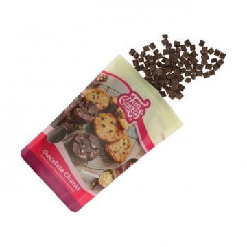 Chunk de Chocolate negro 350 g Funcakes