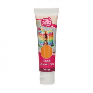 Colorante en gel Naranja 30 gr Funcakes