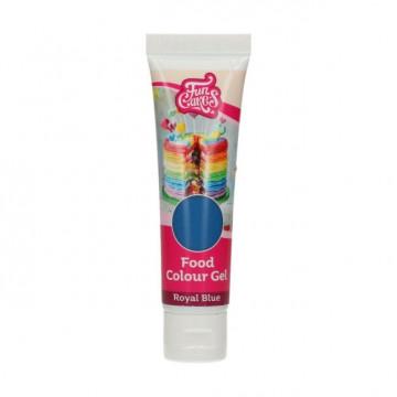 Colorante en gel Azul Royal 30 gr Funcakes
