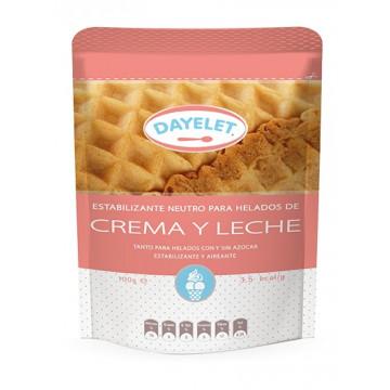 Neutro para Helados Crema y Leche 100 g Dayelet