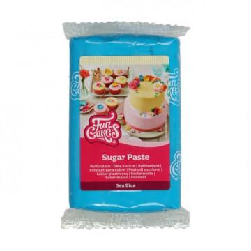 Fondant Azul 250 g Funcakes