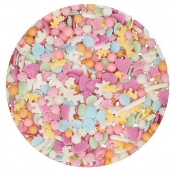 Sprinkles mix de unicornios de Funcakes