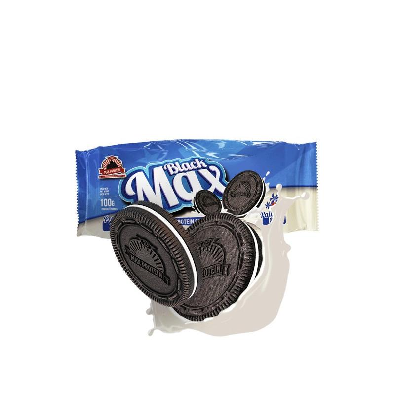Galletas BLACKMAX® 6 galletas MaxProtein