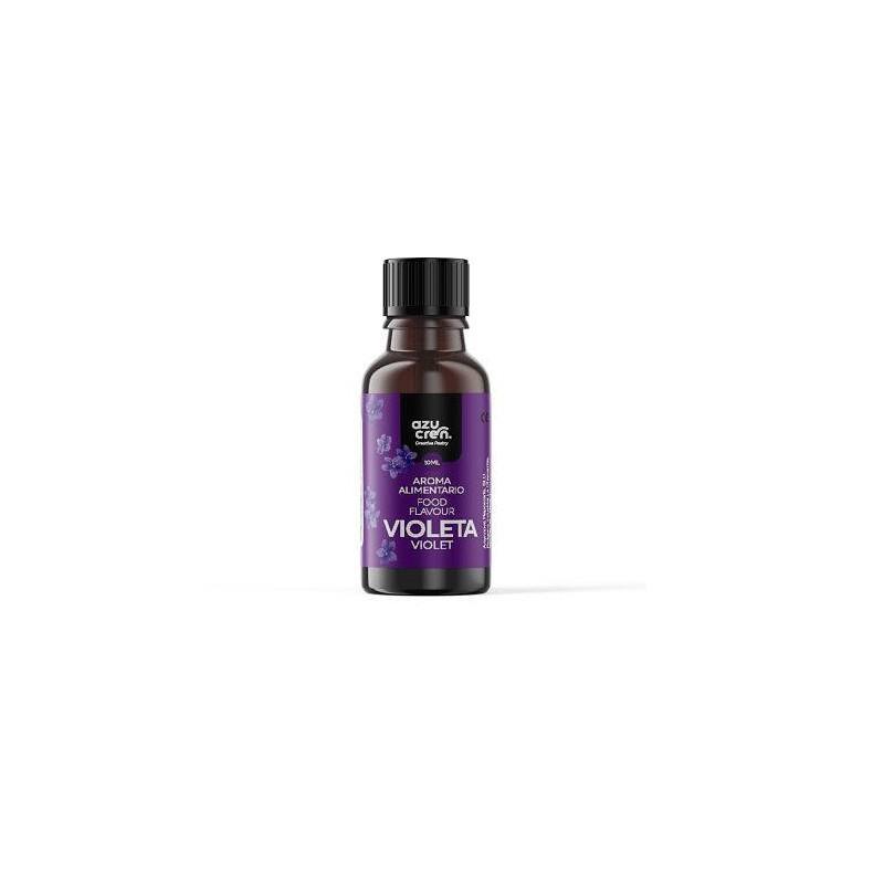 Aroma concentrado Violeta 10 ml Azucren