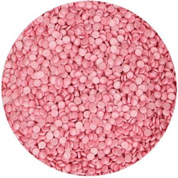 Sprinkles Confeti Rosa 60 g Funcakes
