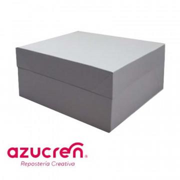 Caja para tarta rectangular 50 x 40 cm
