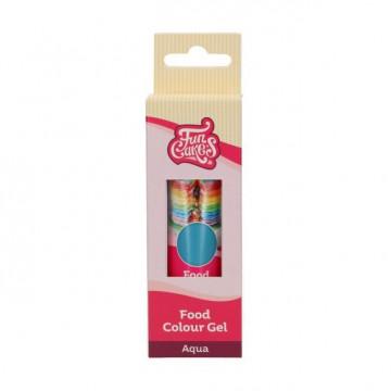Colorante en gel Turques Turquoise 30 gr Funcakes