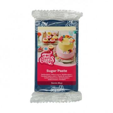 Fondant Azul Denim 250 g Funcakes
