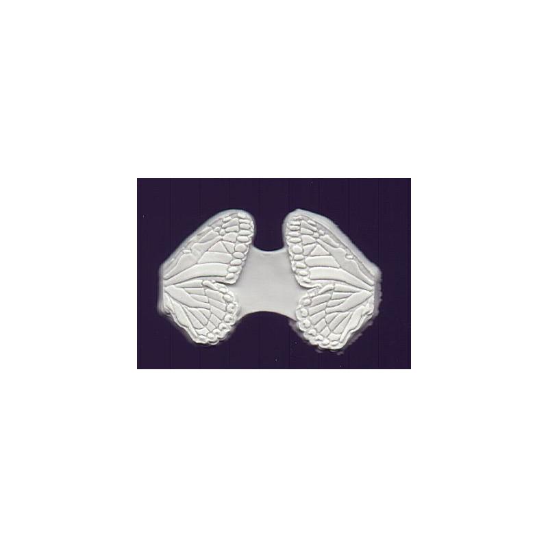 Molde silicona marcador de alas de mariposa S DPM