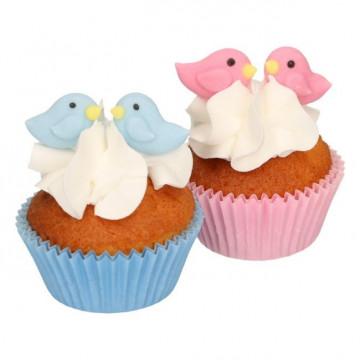Decoraciones comestibles Love Bird Funcakes