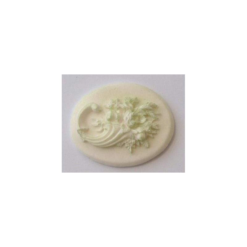 Molde silicona Cornucopia DMP