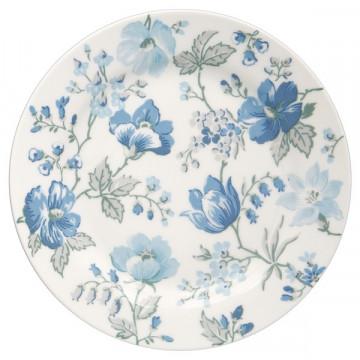 Plato de cerámica 20 cm Donna Blue Green Gate