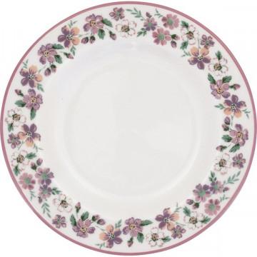 Plato de cerámica 15 cm Marie Petit Dusty Rose Green Gate