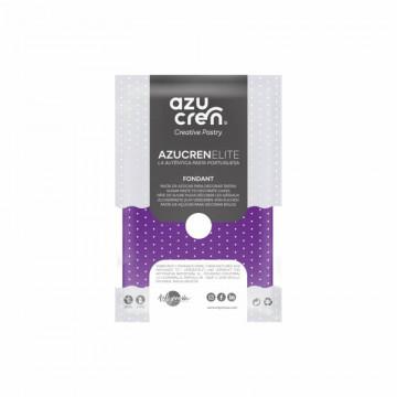 Fondant listo para usar en lila de 250 gr de Azucren Elite.
