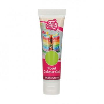 Colorante en gel Verde Brillante 30 g Funcakes