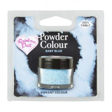Colorante en polvo Baby Blue Rainbow Dust