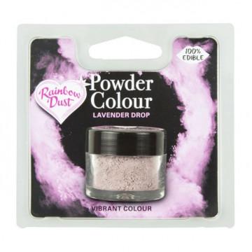 Colorante en polvo Lavender Drop Lavanda Rainbow Dust