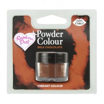 Colorante en polvo Milk Chocolate Rainbow Dust
