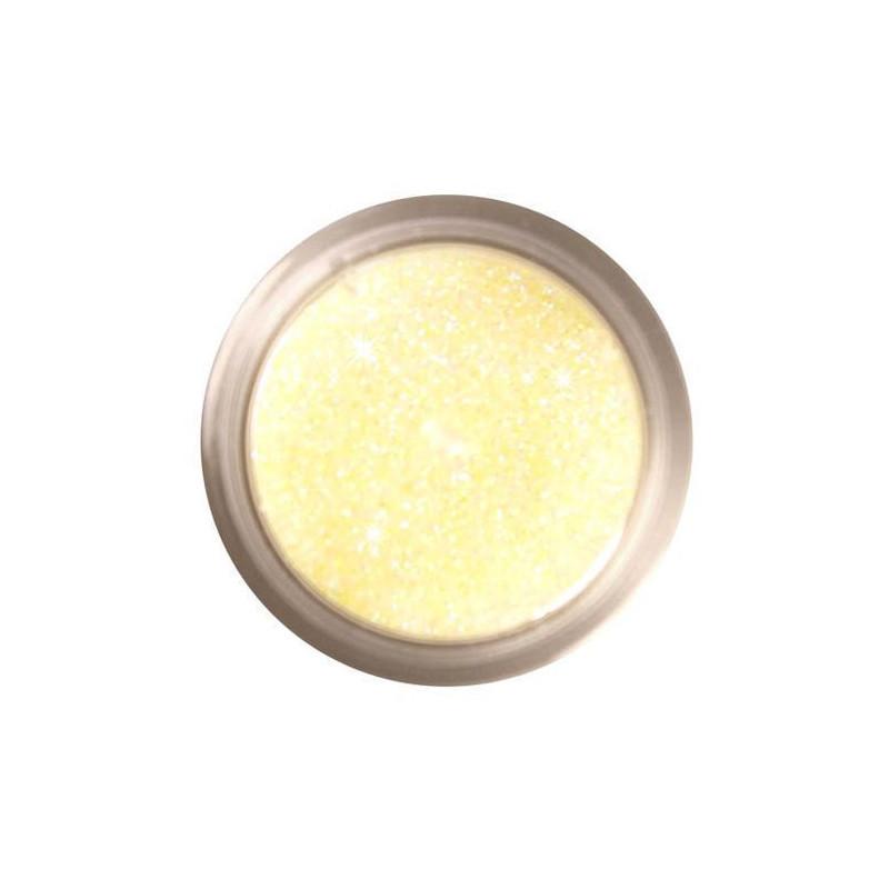 Purpurina fina Decorative Sparkles Iced - Lemon Rainbow Dust