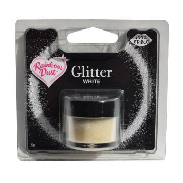 Purpurina comestible Blanca 5gr. Rainbow Dust