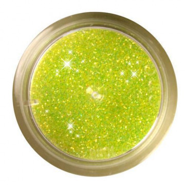 Purpurina fina Decorative Sparkles Sherbet-  Lemon Rainbow Dust