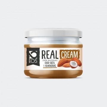 Crema de Almendra, Coco y Dátil 200 g EOS Nutrisolutions