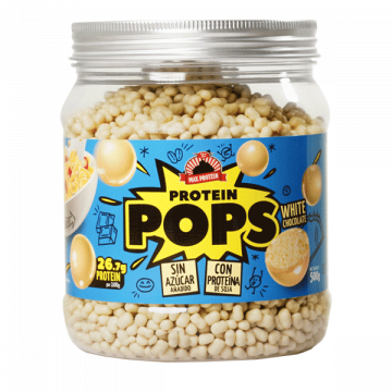 Cereales Protein POP Chocolate Blanco 500 g MaxProtein