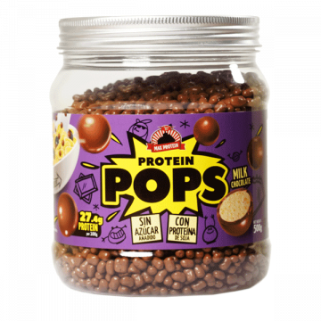 Cereales Protein POP Chocolate con leche 500 g MaxProtein