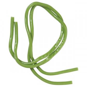 Cordones de Caramelo Verde Wilton