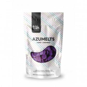 Candy Melt Purpura 250 g Azumelts AZUCREN
