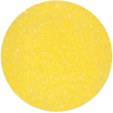Azúcar para decorar Amarillo 80 g Funcakes