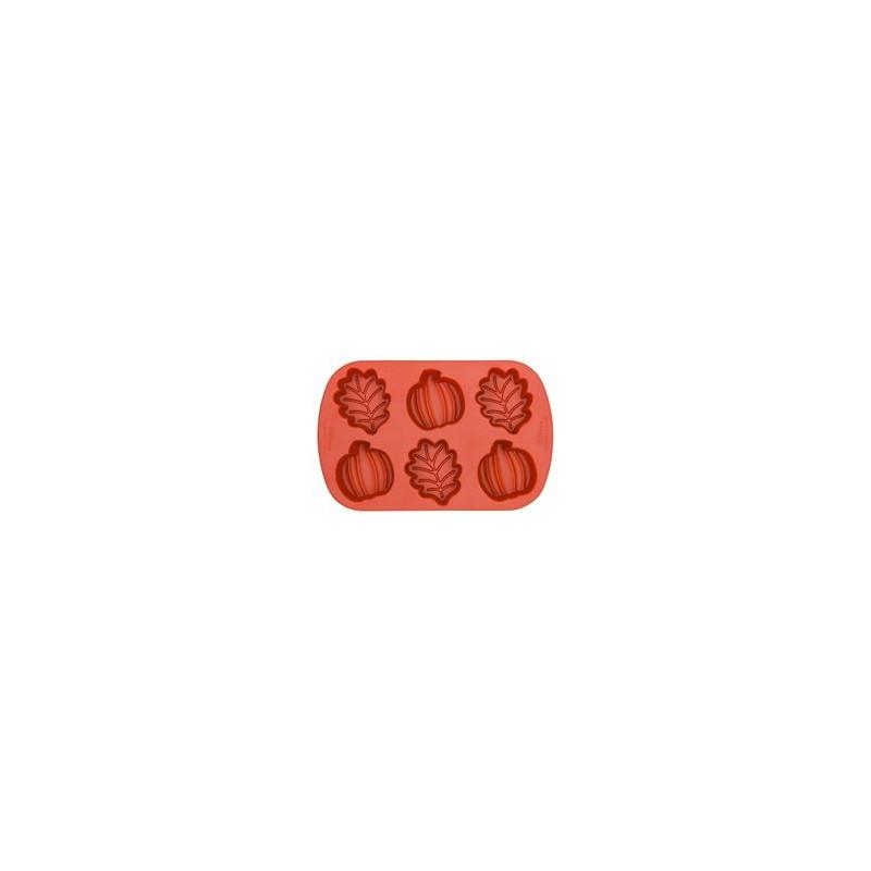 Molde silicona Pumpkin Wilton