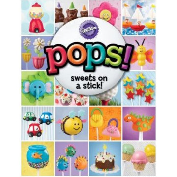 Pops! sweets on a stick! Wilton