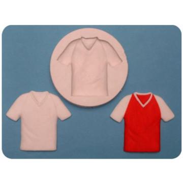 Molde silicona Camiseta Deporte FPC