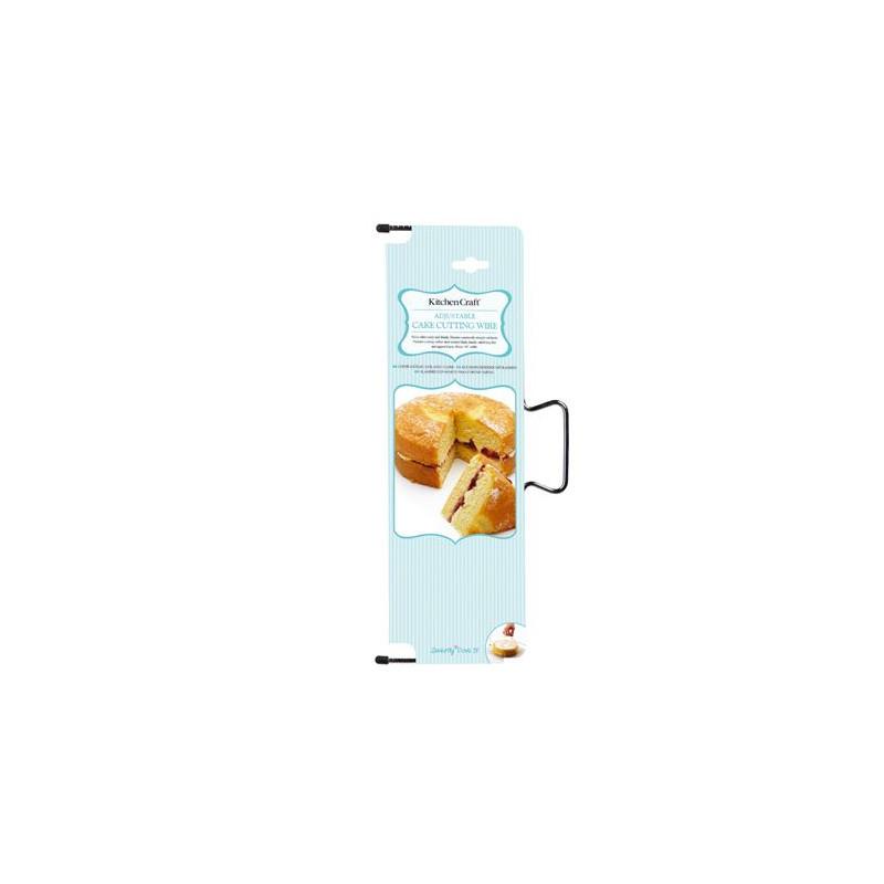 Cortador de bizcochos 40 cm Kitchen Craft