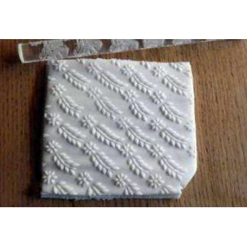 Rodillo texturizador 16 cm Cascada de Flores