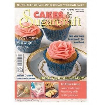 Revista Cakes & Sugarcraft Edición Primavera 2012 Squire Kitchen