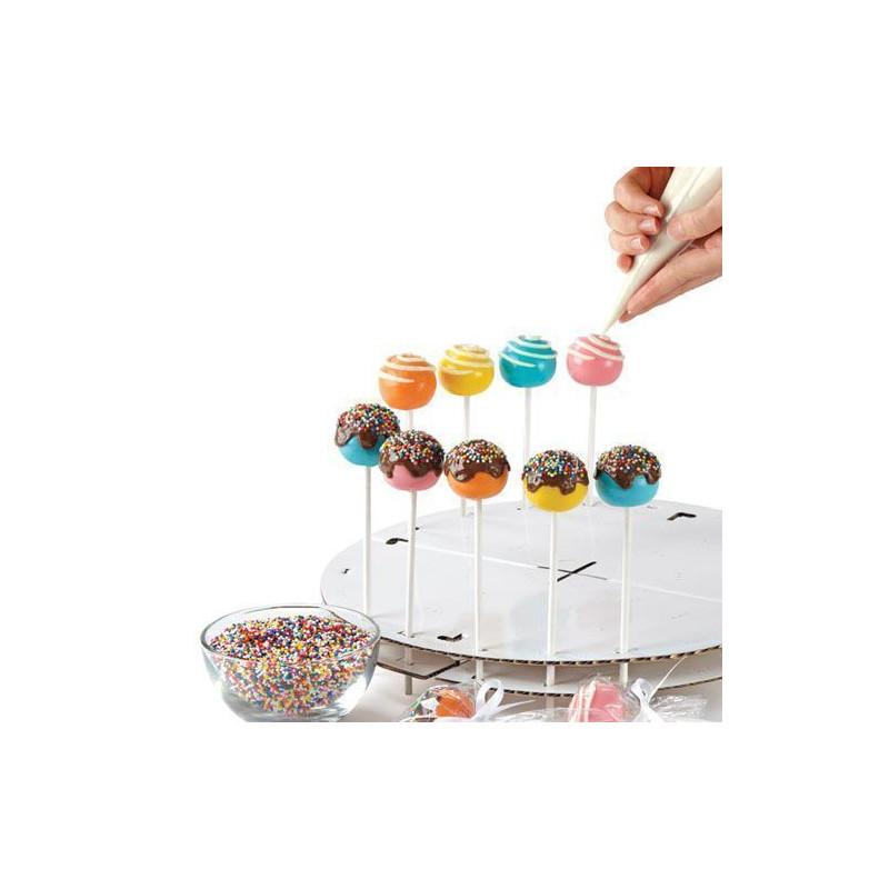 Stand para decoración de cakepops Wilton